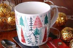 """Νεο προϊόν, χειμωνιάτικη κούπα Creative Tops σε """"χορταστικό"""" μέγεθος 350ml, για απολαυστικά, ζεστά ροφήματα ...διαρκείας http://www.parousiasi.gr/?product=%CE%BA%CE%BF%CF%85%CF%80%CE%B1-350ml-christmas-tree-5138033"""