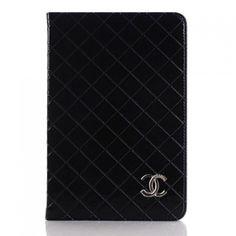 シャネル iPad Proケース chanel iPad mini4ケース アイパッド ミニ4ケース シンプル キルティング ペア カップルケース