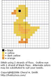 Free cross stitch patterns and freebies of pets, animals and cute pin Pin...