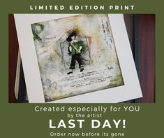 """Today is the LAST day to get this Limited Edition print. Created exclusively for The Cavalier Drum and Bugle Corps, half the profits are donated to this 501(c)(3) organization. It features the music score and lyrics of """"Rainbow"""" and a map of Rosemont, IL peering through paint and cold wax medium. The print is 12""""x12"""" with a 1"""" white border on premium giclee paper. The original is sold. . . #thecavaliers #drumcorps #dci #dcidrumcorps #limitededitionprint #lauriehenryart Georgia Usa, Thing 1, Music Score, Limited Edition Prints, Cavalier, Abstract Landscape, Drum, Original Paintings, Wax"""