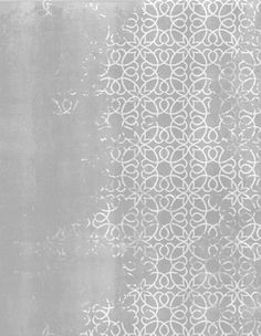 Get the industrial chic look the easy way. This concrete effect wallpaper, complete with embossed pattern, would look stunning in the dining area of an industrial kitchen. It's the Concrete trellis design by Tektura Wallcoverings.