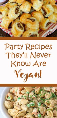 When you are looking for easy vegan recipes or plant based dishes for those winter parties or office potlucks, these ideas are perfect! There are ideas for appetizers, main dishes, sides, and… More