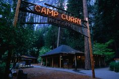 Ok so Camp Curry isn't really THAT dreamy..but #yosemite is. CAN'T WAIT!