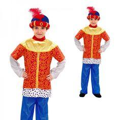 Disfraz Paje Rey Baltasar Ronald Mcdonald, Fictional Characters, Wood, Biblical Costumes, Blue Trousers, Page Boys, Festivals, Turbans, Shirts