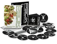 1. P90X DVD Workout – Base Kit