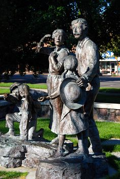 Logan Tabernacle, Monument To The Family by Bachspics, via Flickr