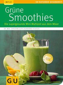 Grüne Smoothies - das Geheimnis der vitalstoffreichen Ernährung. Ein grüner Smoothie ist ein schmackhaftes Getränk aus Obst und Pflanzengrün, reich an Vitaminen, Mineralien, Protein und Antioxidantien