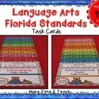 LAFS (Language Arts Florida Standards) Question Stem Task Cards for 3rd grade... This will come in very handy for next school year!