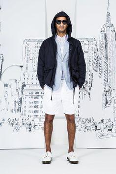 Engineered Garments, Look #1