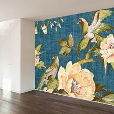 Oriental Outdoor| Removable Wallpaper| WallsNeedLove