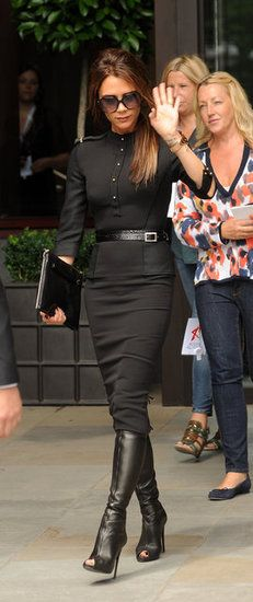 Victoria Beckham.  Best Dressed Celebrities and Models Week of June 25 2012 Photo 1. Source: Getty