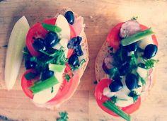 Przewaga warzyw w posiłku, dbajmy o to!:) #smakfit