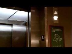Schindler MT Parking Elevator Tower/Hyatt Regency In Dallas TX