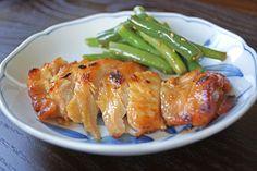 Miso Grilled Chicken Recipe