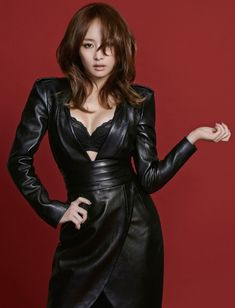 kara ニコル at DuckDuckGo Sexy Outfits, Fashion Outfits, Leder Outfits, Latex Dress, Leather Dresses, Latex Fashion, Cute Woman, Asian Woman, Asian Beauty