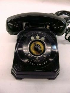 Vintage Stromberg-Carlson Edison Televoice Phone