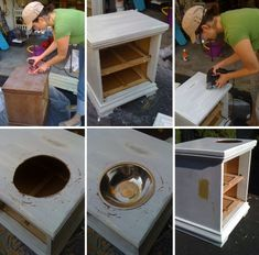diy play kitchen tutorials