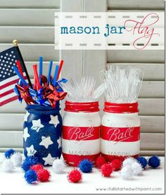 11 Easy and Simple Patriotic Decorating Ideas