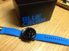 New Suunto Core Blue Crush just came in. Time, compass, altimeter, barometer... $329