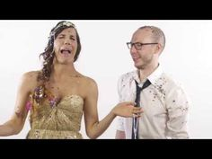 Slow-Motion Wedding Photo-Booth - how cute is this!?