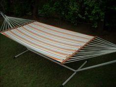 Hangit 13'FT Olefin Fabric Hammock Swing for Garden - Brown stripe Hangit http://www.amazon.in/dp/B00M2ORWDU/ref=cm_sw_r_pi_dp_BqFzub0V36ZWX