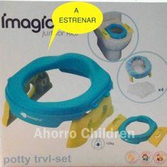 Adaptador para inodoro y orinal Imaginarium 8.95€ NUEVO A ESTRENAR www.ahorrochildren.es