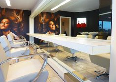 Nelson Mobilier - Manufacturer - Salon furniture Made in France - Salon design - Hair and beauty salon equipment -