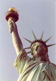 Gateway to America: The Statue of Liberty
