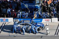 Chronicling Dale Earnhardt Jr.'s return  Friday, February 24, 2017  Feb. 26: A day of high hopes yielded eight laps led in the Daytona 500, but also an early exit. Earnhardt Jr. was caught up in a wreck on Lap 104, ending his day.  Photo Credit: Getty Images  Photo: 5 / 35