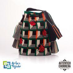 Colección 2017 : Bugs Tapestry Bag, Tapestry Crochet, Knit Crochet, Mochila Crochet, Boho Bags, Crochet Purses, Loom Weaving, Knitted Bags, Handmade Bags