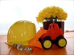 """Photo 1 of 12: Construction / Birthday """"Dig In - A Construction 1st Birthday""""   Catch My Party"""