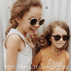 #veryfrenchgangsters #nouveautes @denisebovee #sun #kids #madeinfrance