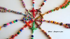 rosari disponibili su https://chiaracreazioniinfimo.wordpress.com/2015/02/02/rosari/