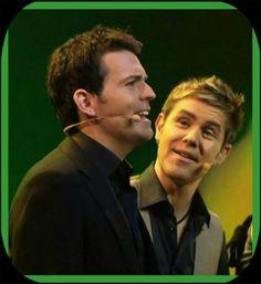 Love Celtic /thunder..Neil & Ryan <3 This... just to damn cute...