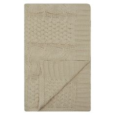 Buy George Home Cable Knit Throw from our Blankets & Throws range today from George at ASDA.