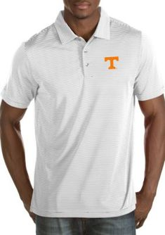 Antigua Tennessee Volunteers Quest Polo - White - 2Xl
