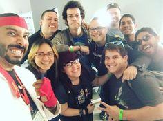 Tremendo familión en #WinterClash16 !!! #WC2016 #puertorico #infogamers