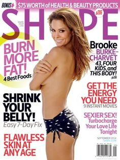 Brooke Burke-Charvet's Workout Moves to Get Those Killer Abs