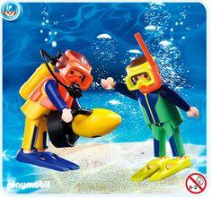 Playmobil Divers- Audrey