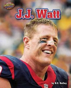 Today, J.J. Watt is a record-setting NFL defensive player for the Houston Texans. Before that, his job was delivering pizzas! J.J. grew up loving football, and played the game every chance he got. At