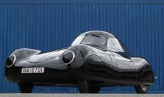 1939 Porsche Type 64 Berlin-Rome