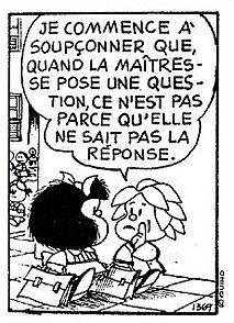 Mafalda, l'éternelle petite fille