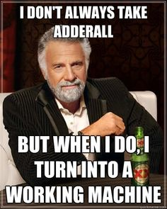 adderall hook up