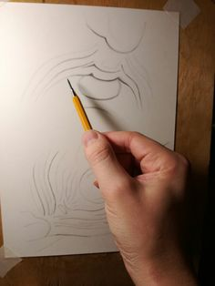 Ho to use pencil (Koh-i-noor Versatile) Art Icon, Drawing S, Sketch, Pencil, Study, Painting, Beards, Face, Studio