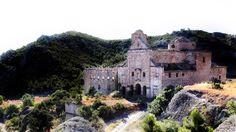 Convento del Desierto de Calanda fotografiado por Isaac García Meroño en agosto de 2013