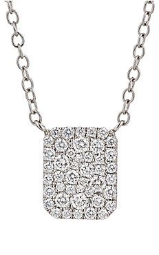 Looking Glass Pendant Necklace
