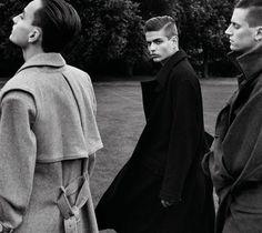 Стена Men Tumblr, Undercut Designs, Marlon Teixeira, La Mode Masculine, Undercut Hairstyles, Hairstyle Men, 1940s Hairstyles, Hairstyle Ideas, The Secret History