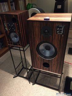review33.com:影音天地:英國Graham AudioLS 5/8 Monitor Speakers, Stirling, Loudspeaker, Audio Equipment, Liquor Cabinet, Models, Electronics, Vintage, Design
