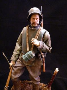 The Official Post Your WWI Figures Thread - OSW: One Sixth Warrior Forum