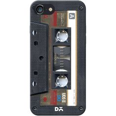 DailyObjects Cassette Gold Case For iPhone 7